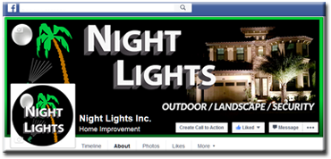 Night Lights Inc. Facebook Fanpage